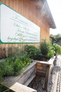 Forstwirt Kraeutergarten