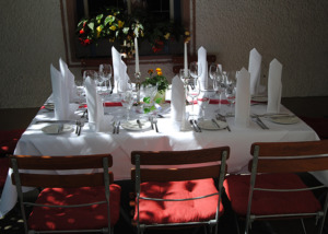 Restaurant Forstwirt Grasbrunn Biergarten