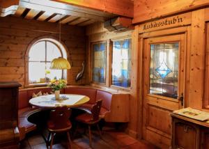 Forstwirt Restaurant Lukasstubn